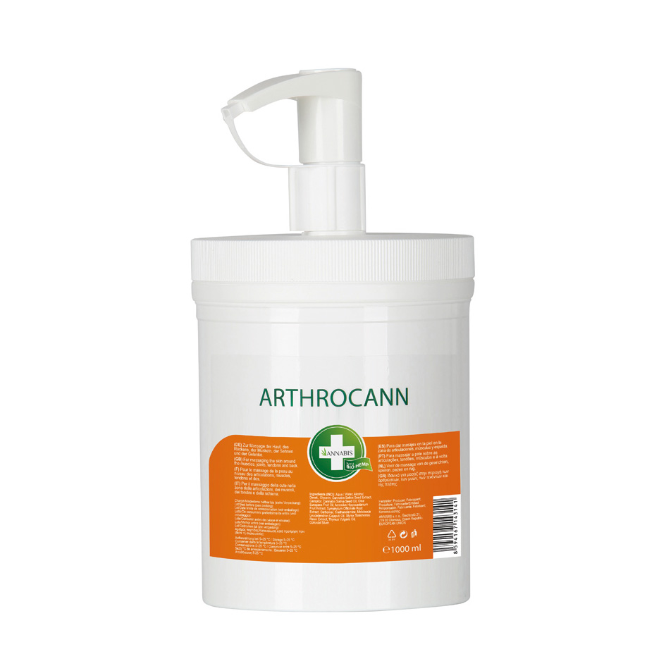 Arthrocann Gel - 1000 ml