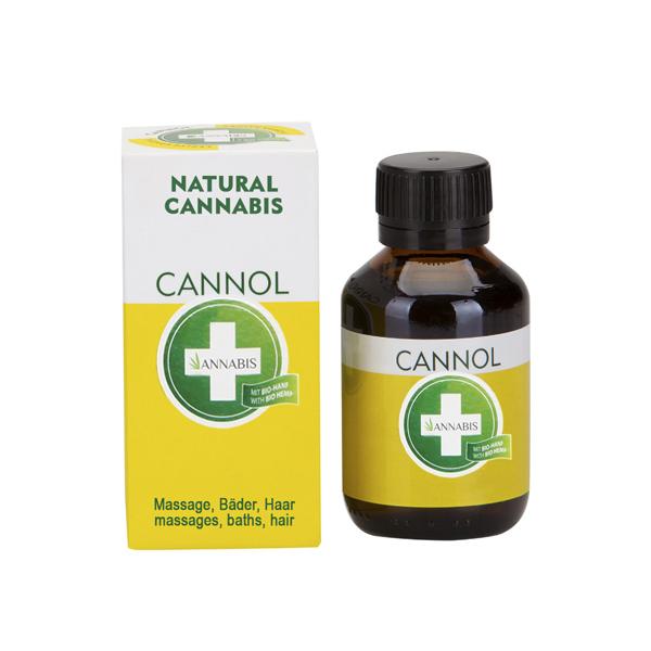 Cannol - Ulei masaj