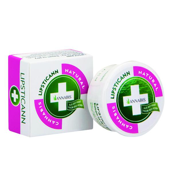 Lipsticann balsam pentru buze - 15 ml
