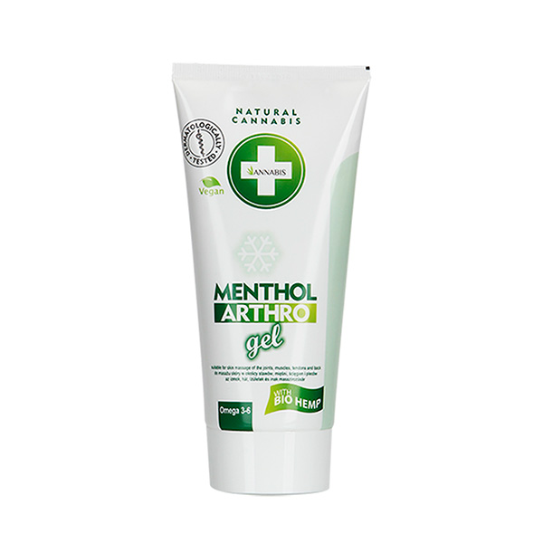 Menthol Arthro Cooling Gel - 200 ml