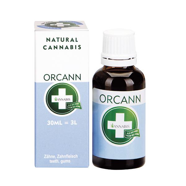 Orcann Apă de gură - 30 ml