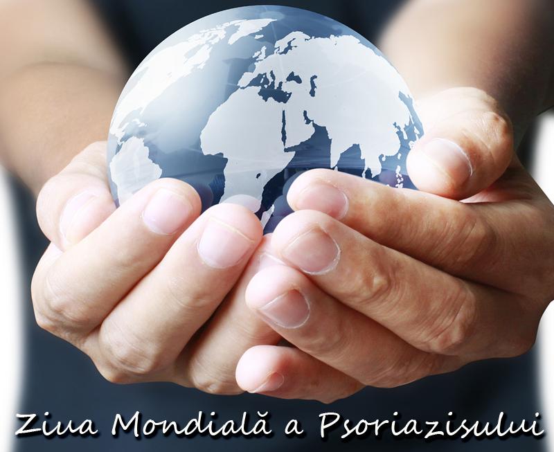 29 Octombrie - Ziua Mondială a Psoriazisului