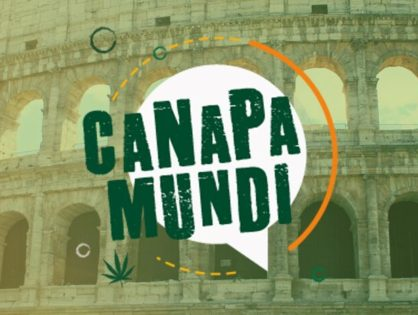 Târgul internațional Canapa Mundi la Roma
