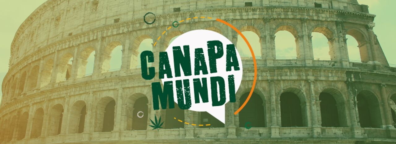 International Hemp and Cannabis Fair Canapa Mundi în Roma