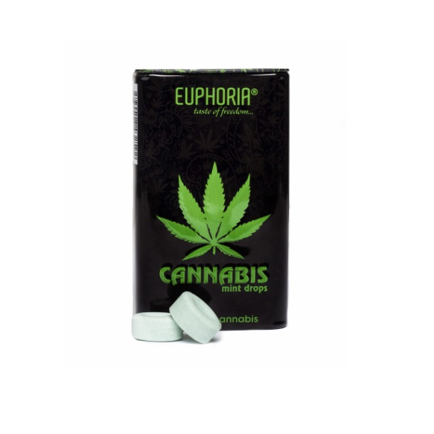 Cannabis Mint Drops