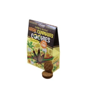 High Cookies Cannabis Chocolate 100g