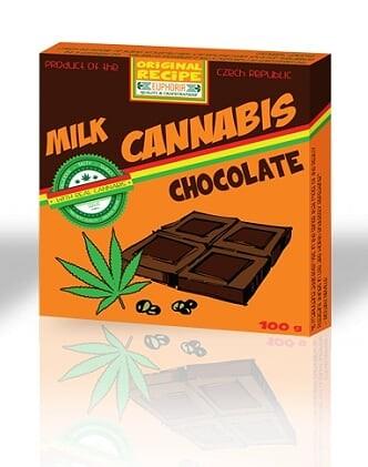 Chocolate Cannabis 115g