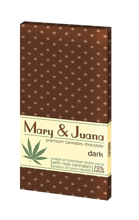 Chocolate Mary & Juana 95g
