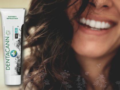 Dentacann - pastă de dinţi naturală