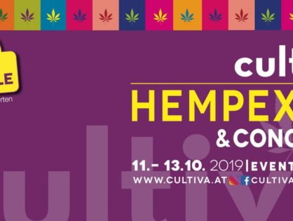 Vino sa ne vezi la Cultiva Hemp Expo & Congress!